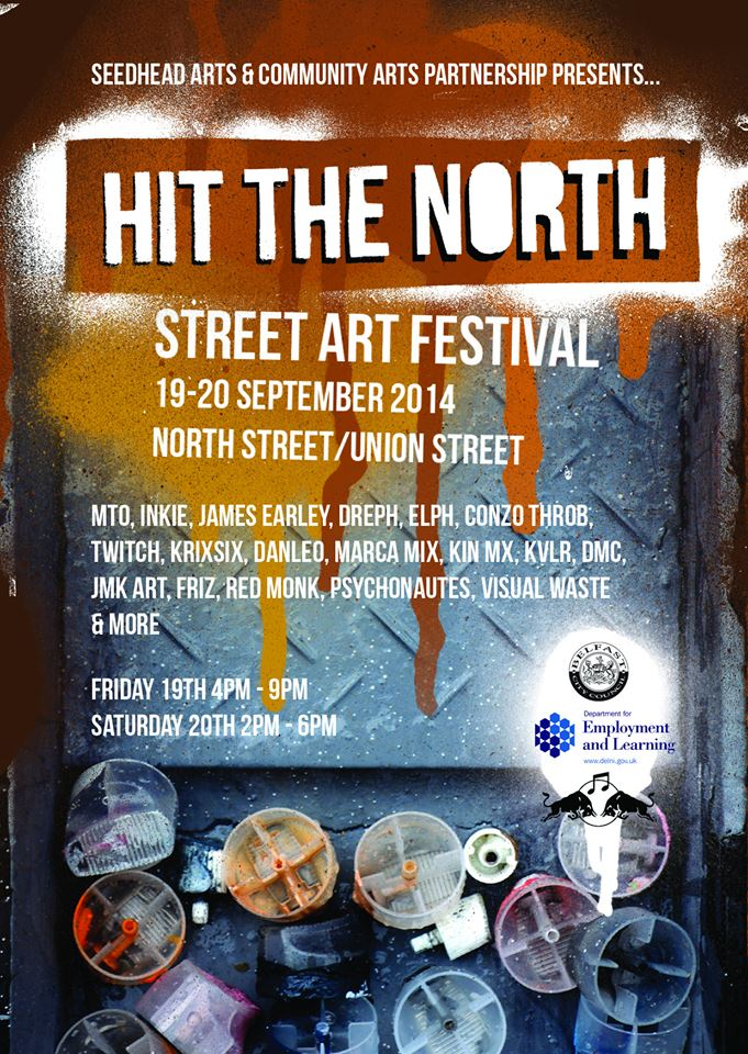 hit the north 2014